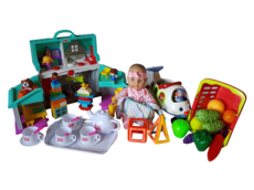 Preschool Toy Box F