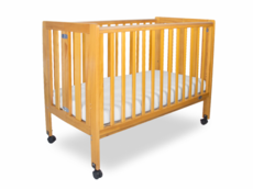 Fold N Go Wooden Cot