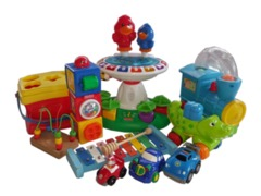 Toddler Toy Box A