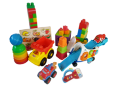 Toddler Toy Box C