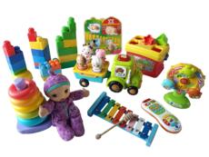 Toddler Toy Box D