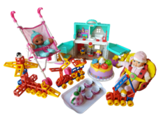 Preschool Toy Box A