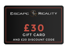 Gift Card £30 - Get £20 Discount Code FREE