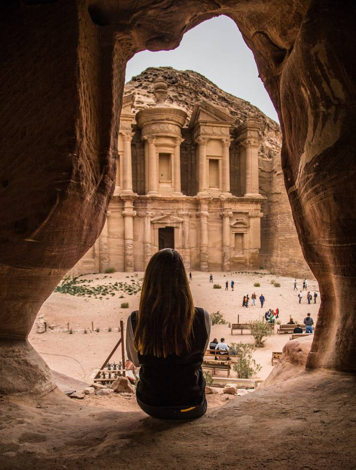 Petra & Wadi Rum Classic Tour from Aqaba (2 Days)