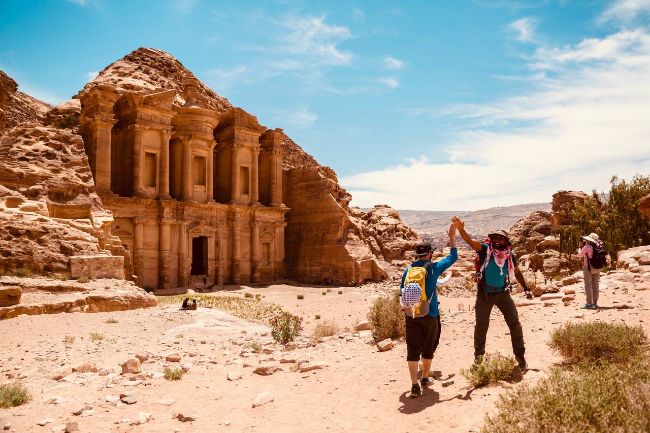 Petra Experience from Amman (1 Day)