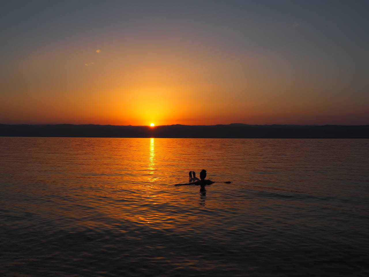 Dead Sea Experience (1 Day)