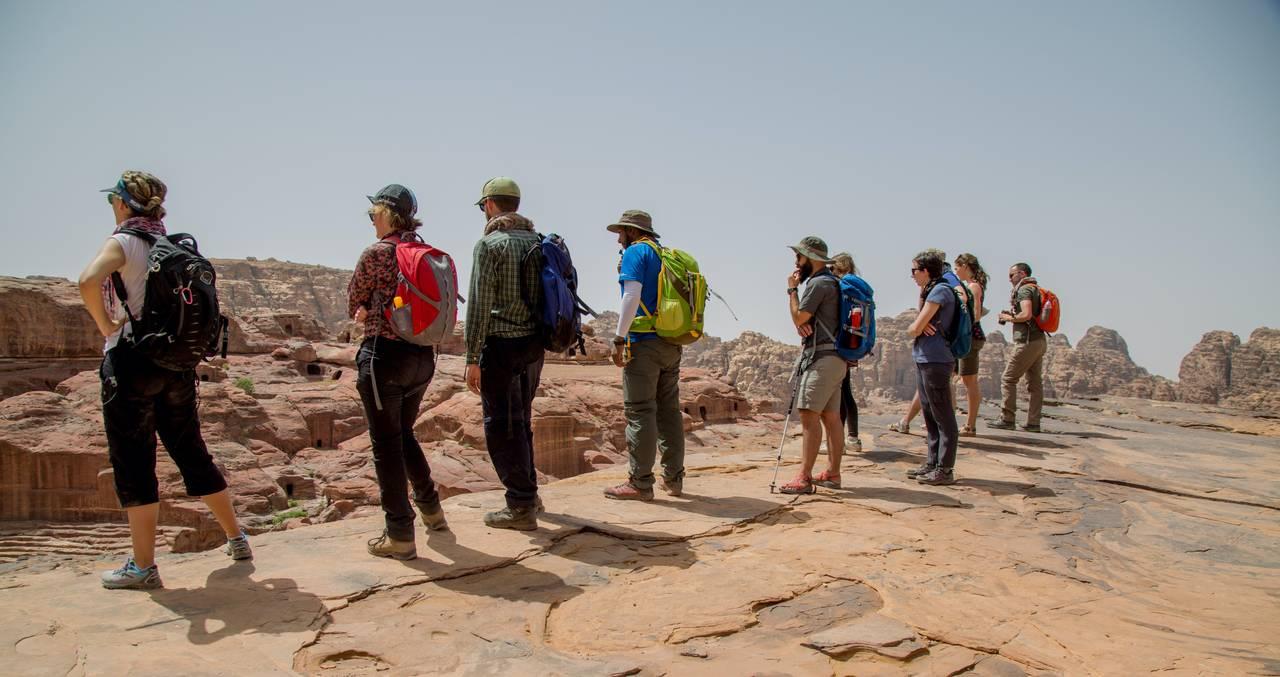 Dead Sea, Petra & Wadi Rum Tour from Amman (3 Days)