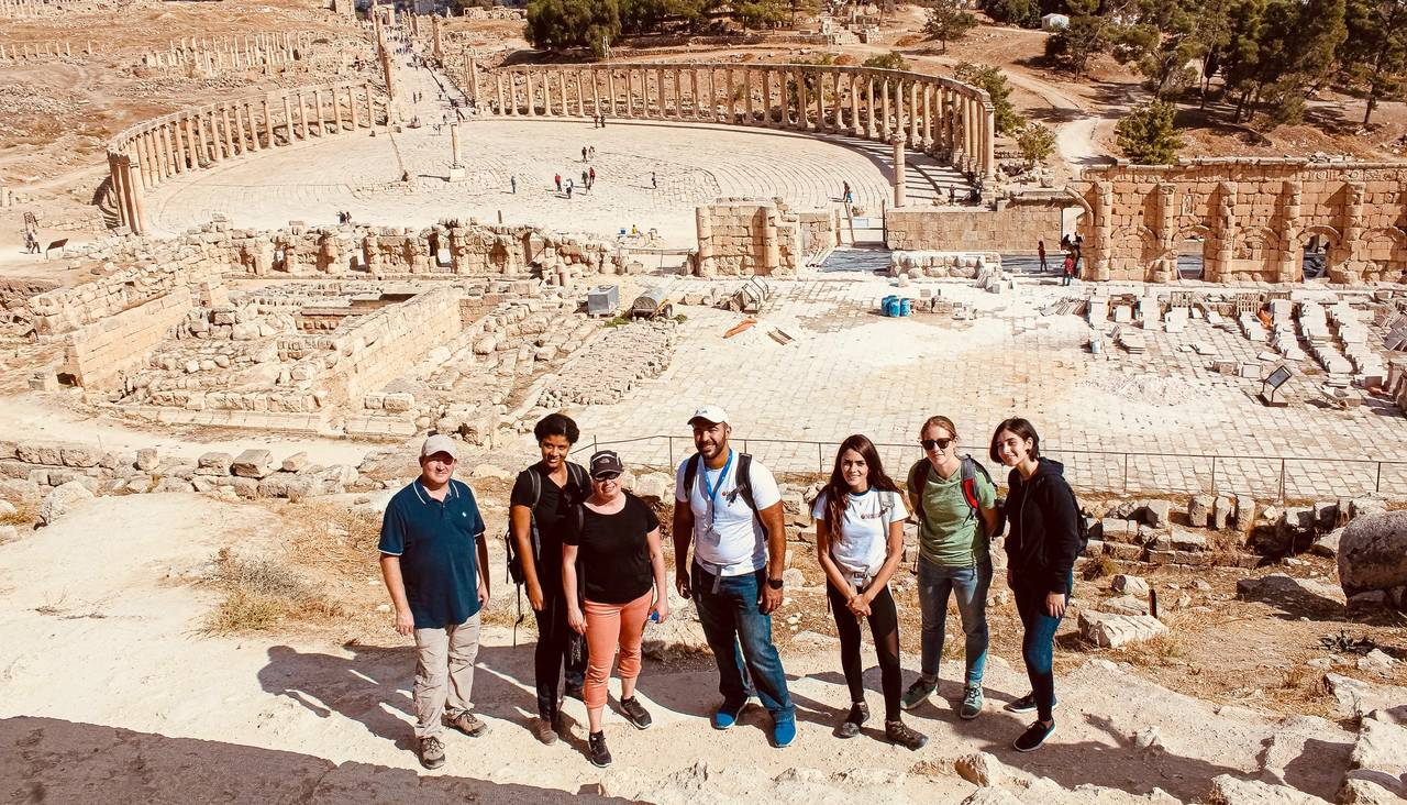 Jordan Highlights Tour from Amman (4 Days)