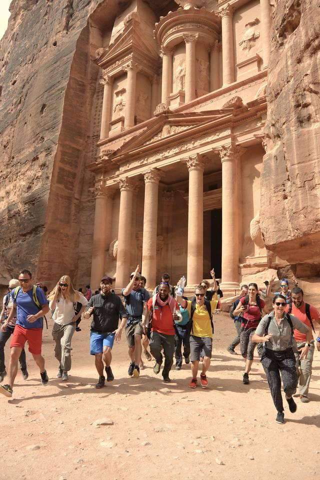 Jordan Highlights Tour from Amman (4 Days)