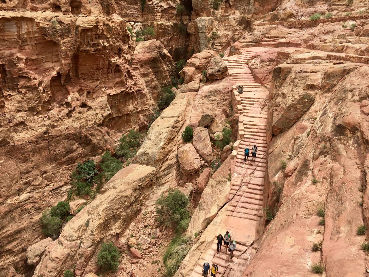 Petra Experience from Aqaba (1 Day)