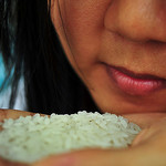 The aroma of rice… an important quality trait.