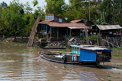The Mekong Delta is set to face more extreme weather conditions in Vietnam.2