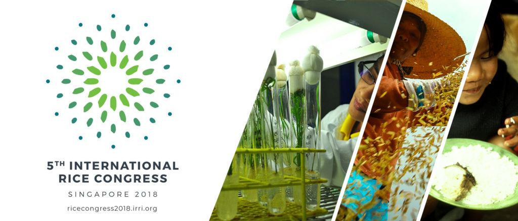 5th International Rice Congress