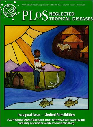 PLOS Neglected Tropical Diseases cover