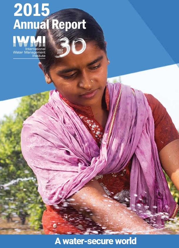 IWMI Annual Report 2015