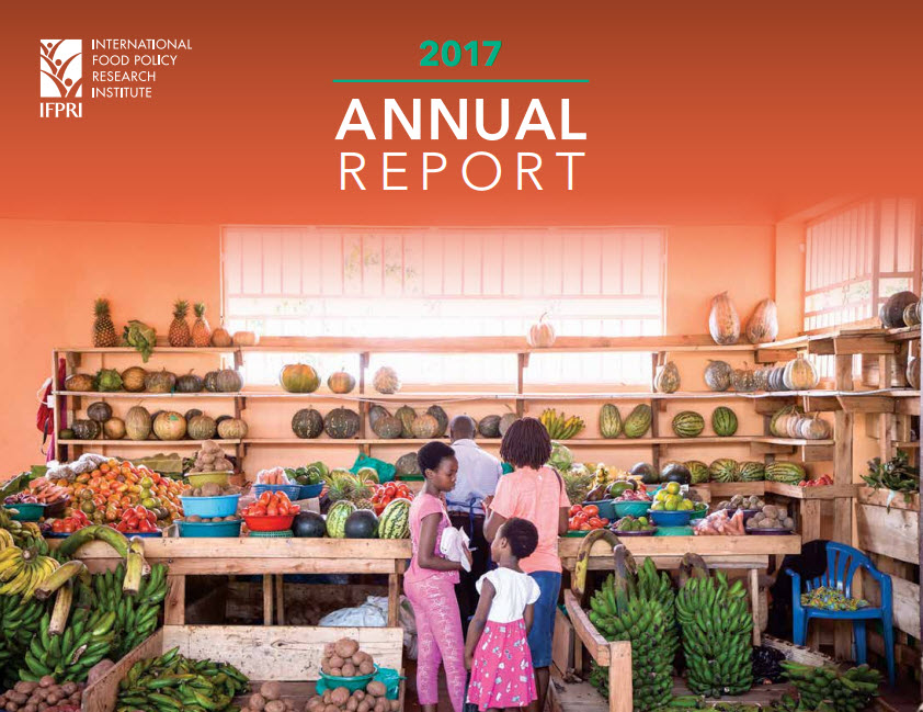 IFPRI Annual Report 2017