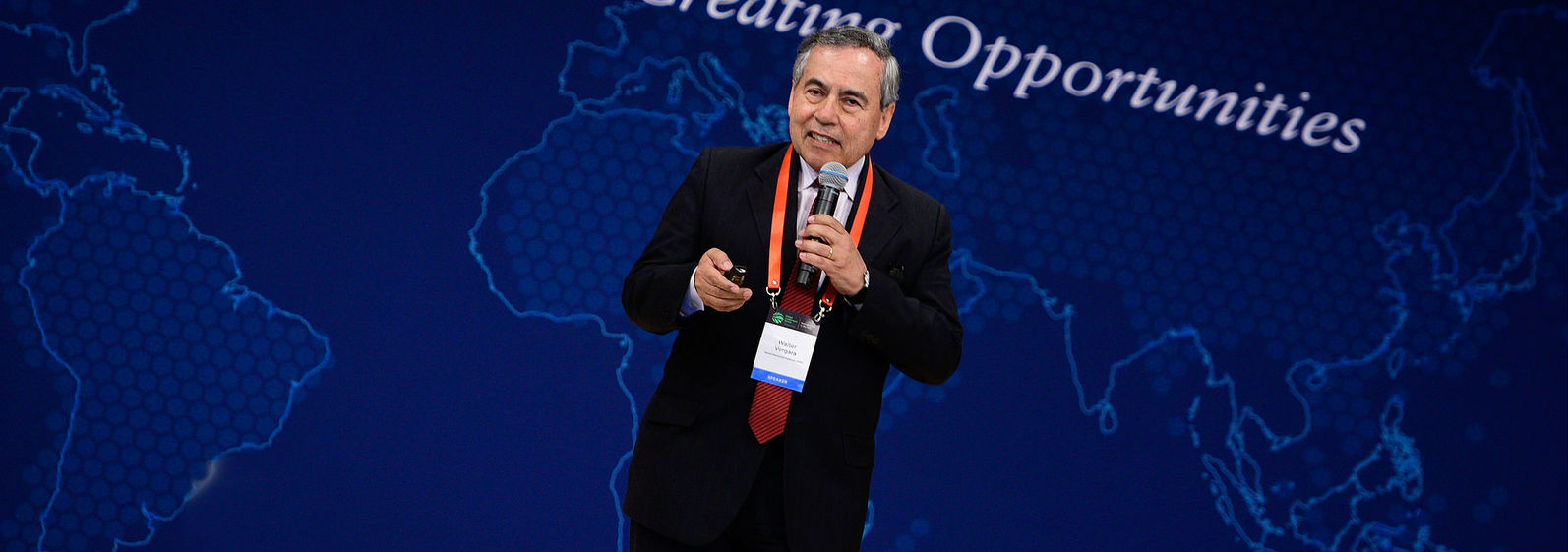 Walter Vergara, WRI senior fellow