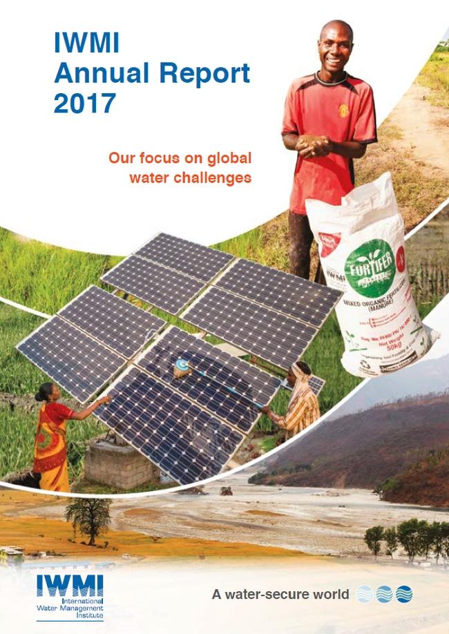 IWMI Annual Report 2017