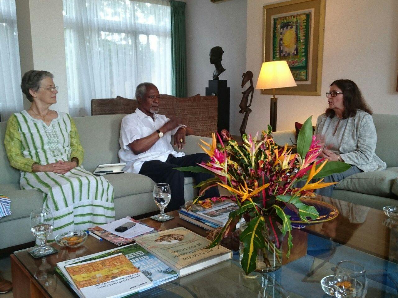 CIP DG with-Nane-and-Koffi-Annan