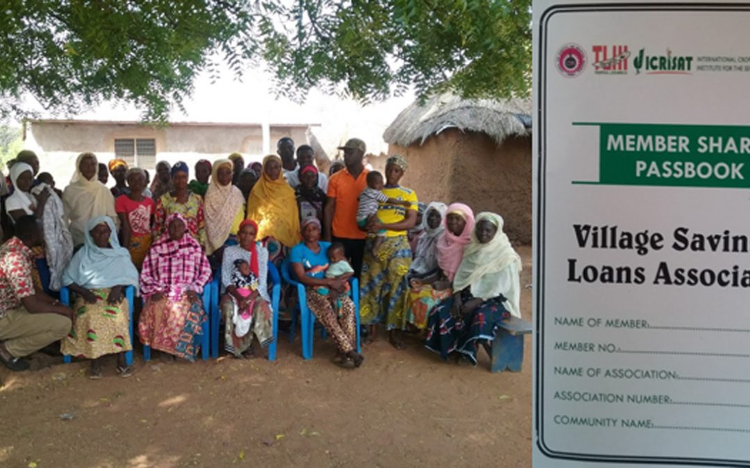 Empowering women farmers through Village Savings and Loans