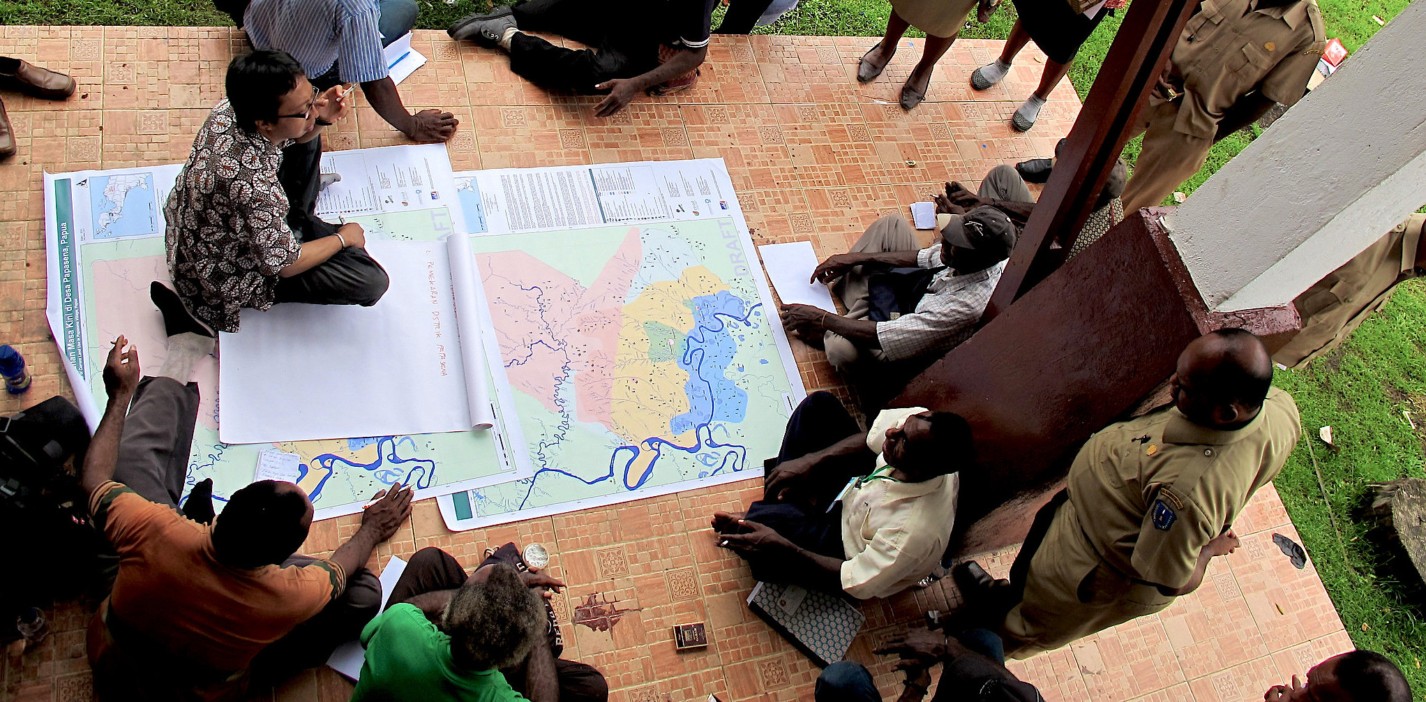 land rights, tenure reform