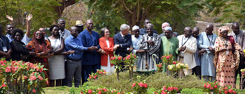 New project launched to improve rural livelihoods and food security in Mali