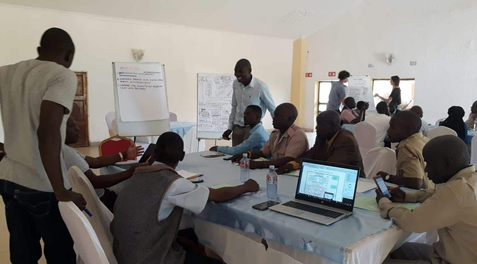 Collaborating for a shared future: Negotiating landscape change in Zambia