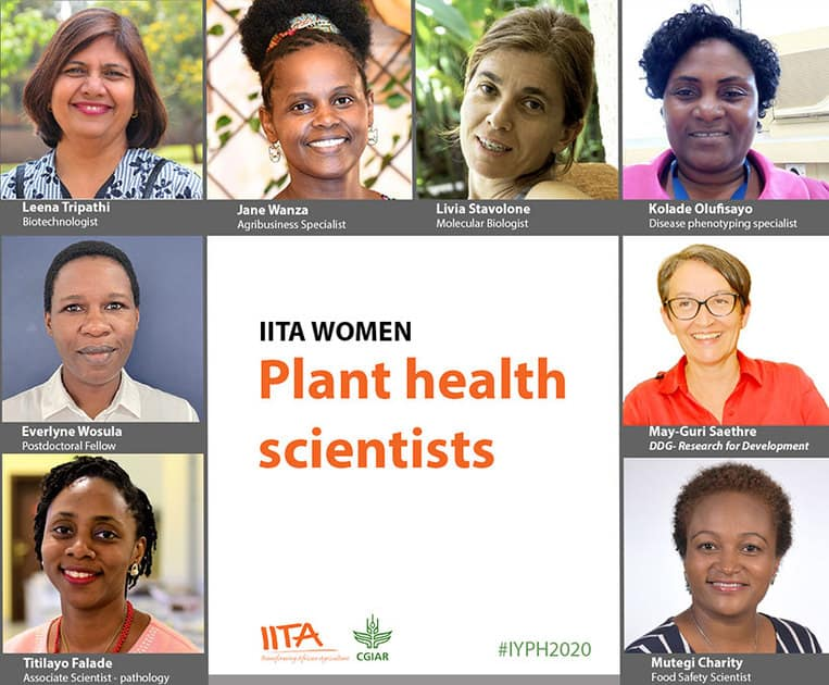 Women-Plant-health-scientists