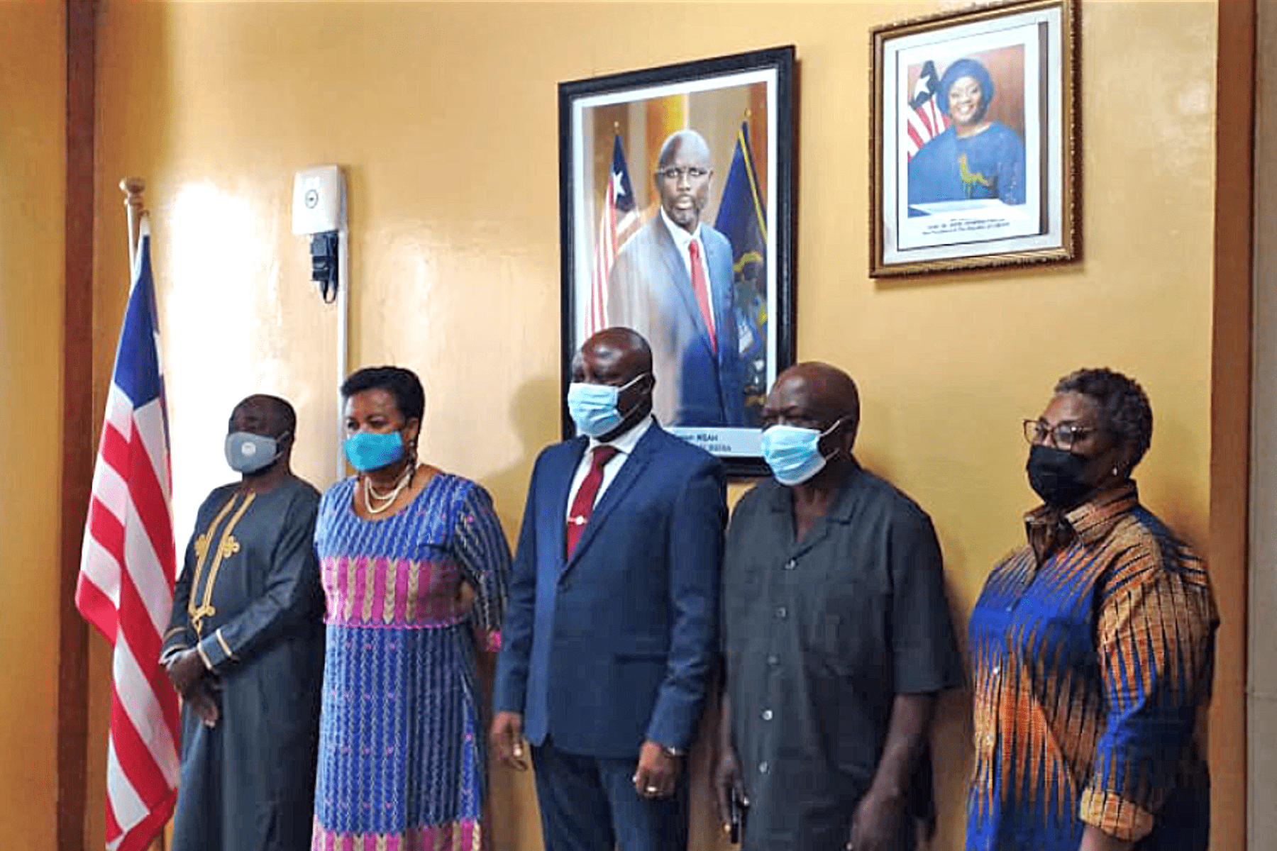 AfricaRice and Liberia solidify ties