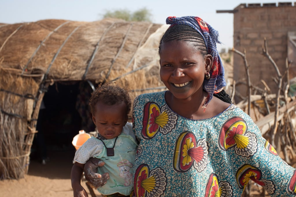 Stories to end malnutrition