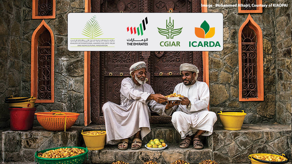 ICARDA Khalifa Award
