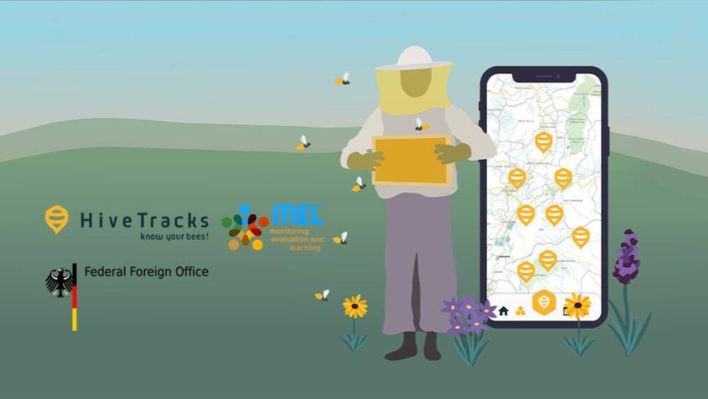 AI-driven beekeeping application for Uzbek and Ethiopian women