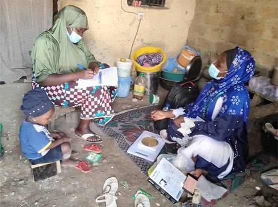 IITA and partners combat poor nutrition in women and children