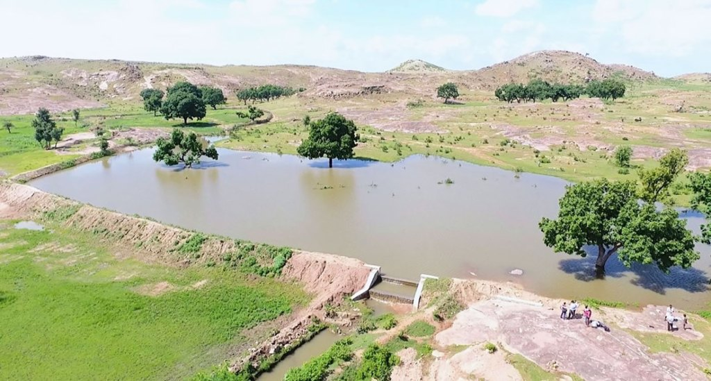 Haveli cultivation turns desolated landscape into paradise: Case study of Poora Birdha village, Lalitpur district