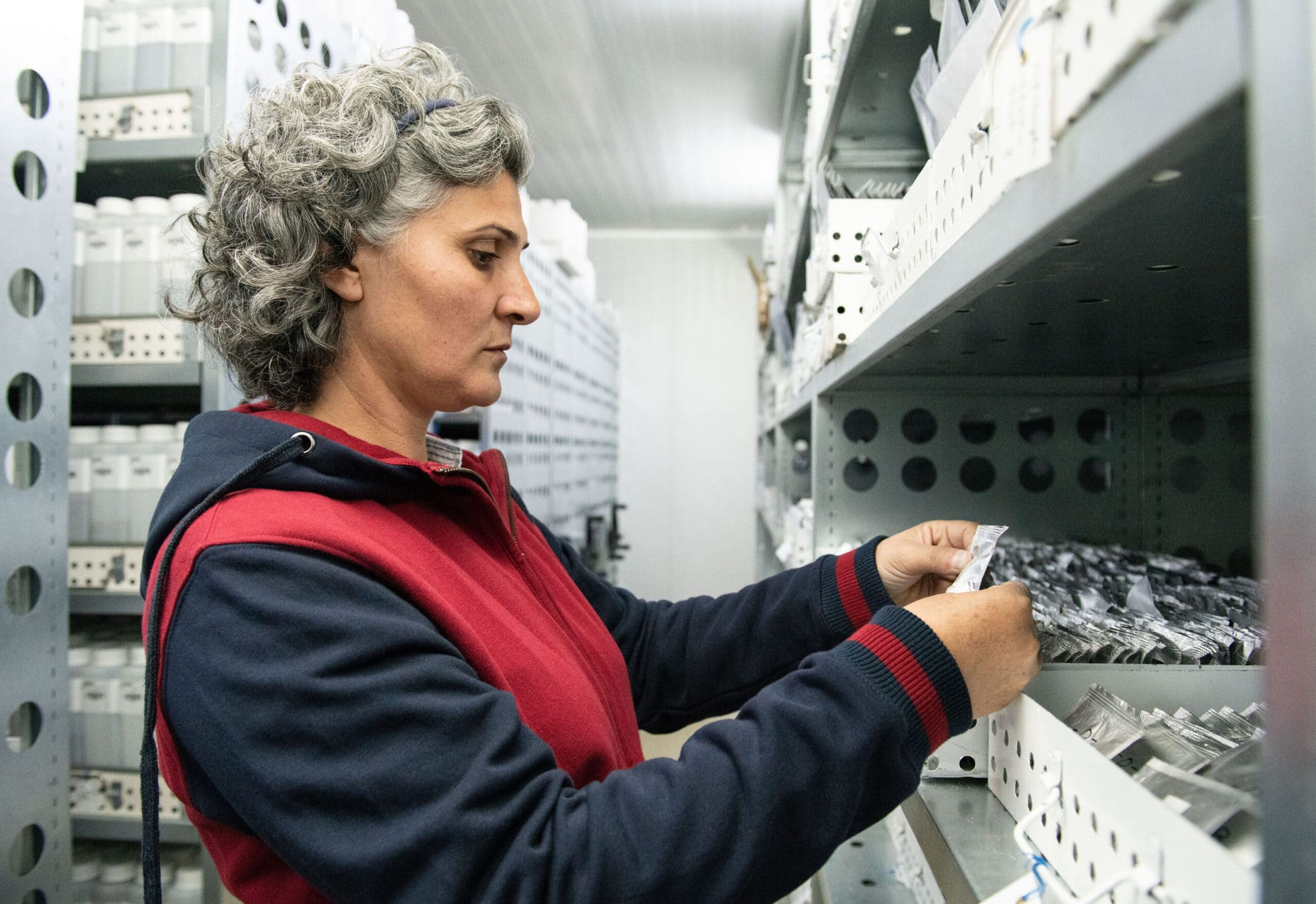 03 Conservation and Use of Genetic Resources (Genebanks)