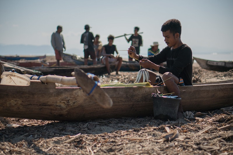 Food systems must provide equitable livelihood opportunities for young people. Photo by WorldFish.
