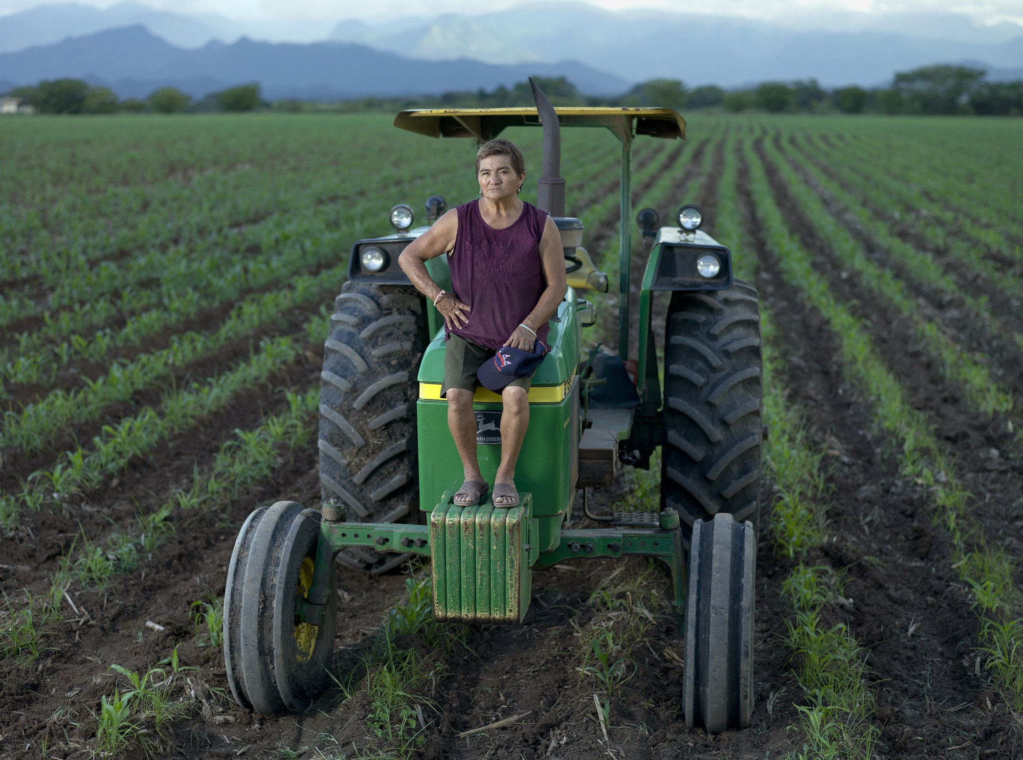 26 HER+: Harnessing Equality for Resilience in the Agrifood System