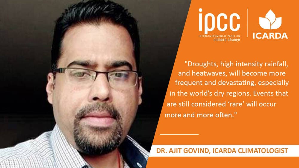 Climatologist Dr. Ajit Govind on the IPCC Report's Implications on Drylands