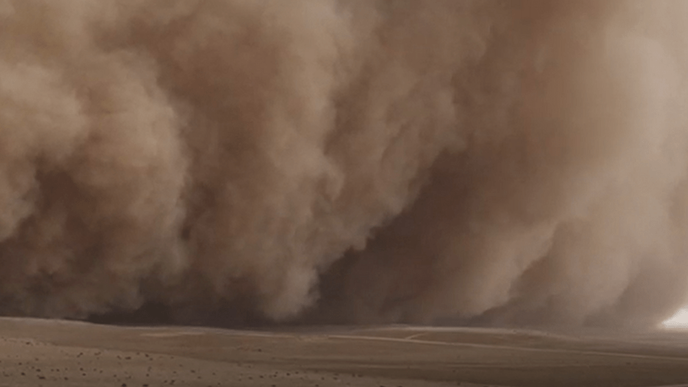 Weakening the blows of sand and dust storms through better land management