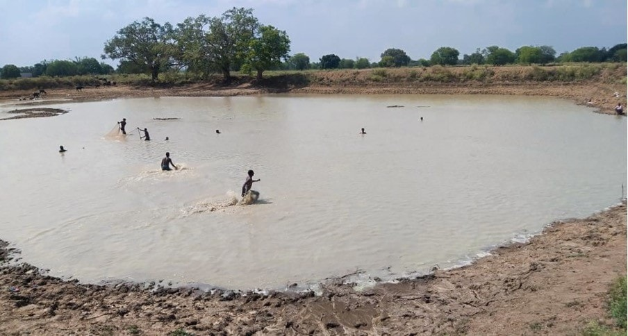 DROUGHT-PROOFING BUNDELKHAND: Reviving rainwater harvesting traditions