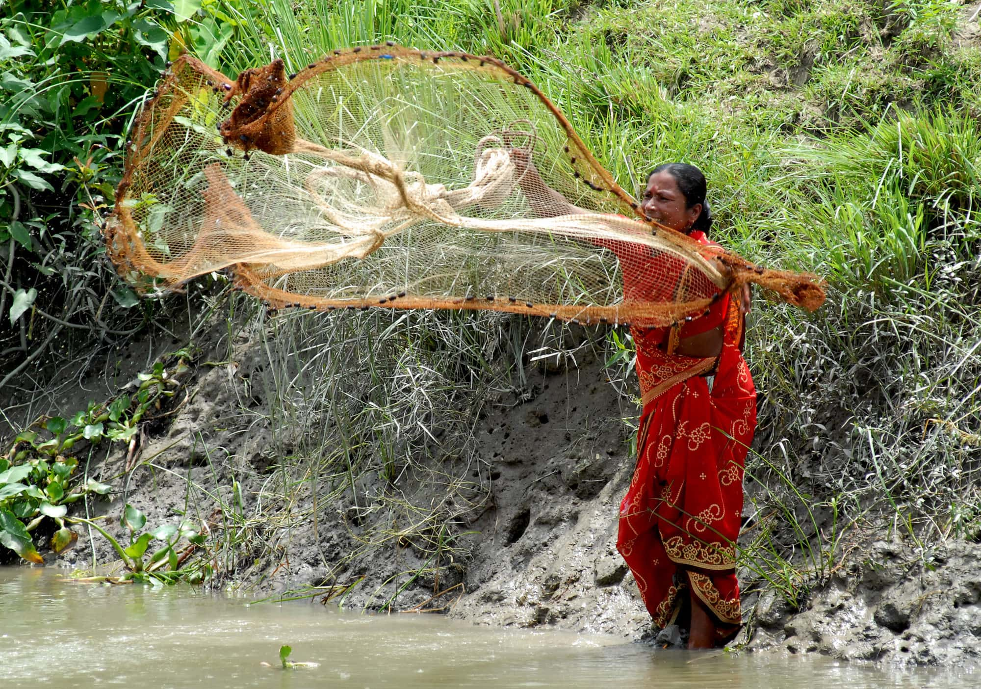 Women empowerment and gender equality can lead to better outcomes for aquatic food systems
