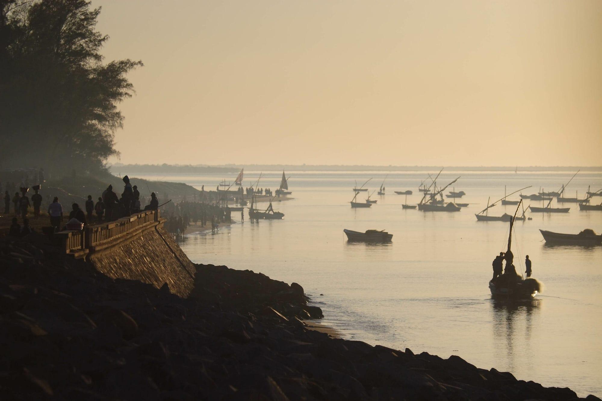 Maputo fishing quarter (photo credit: ILRI/Stevie Mann)