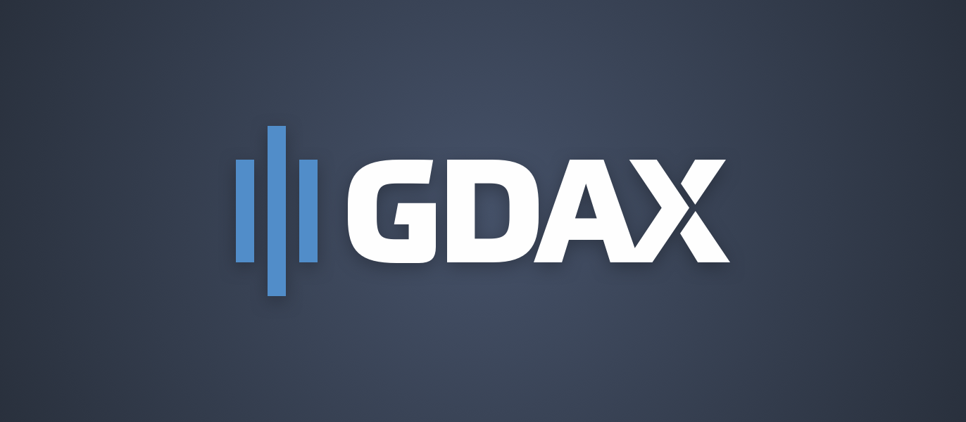Coinbase Exchange (CBEX) is now Global Digital Asset Exchange (GDAX)