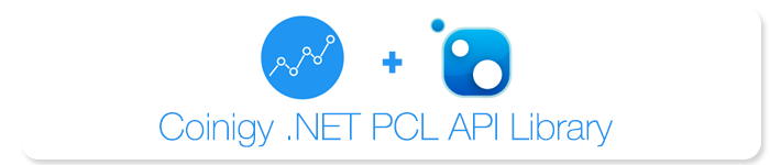 Introducing Coinigy .NET PCL API Library