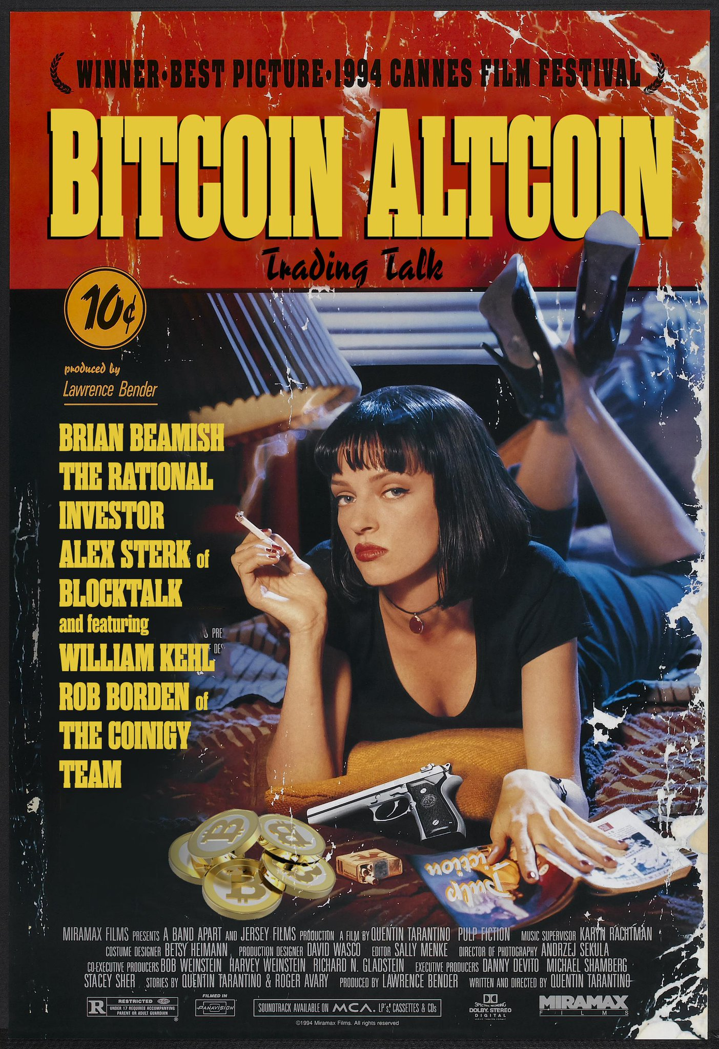 Bitcoin and Altcoin Trading Talk #38