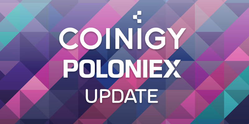 Poloniex Updates - Back-end Refactor + Trade History Sync