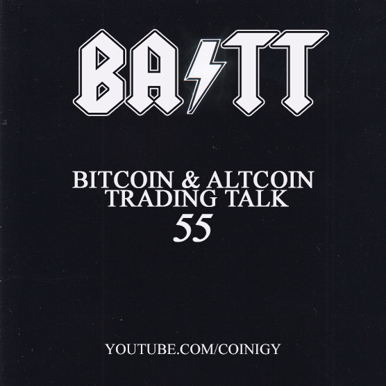 Bitcoin & Altcoin Trading Talk (BATT) #55