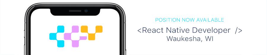 Mobile Developer (React Native) - Waukesha, WI, USA (Onsite)