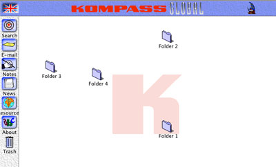 Kompass Java App