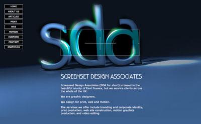 Screenset Design
